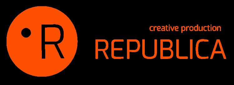 republica creative production logo